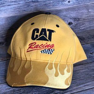 Caterpillar NASCAR 22 Ward Burton CAT Racing Cap